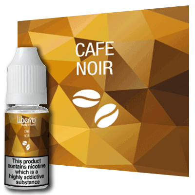 Cafe Noir™ E Liquid