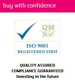 ISO 9001 Registered Frim