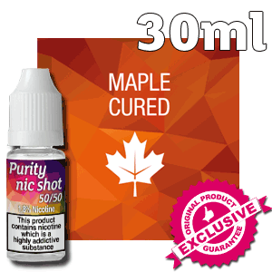 Maple Cured - 30ml